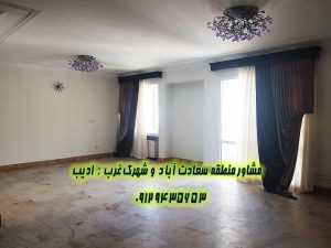 تهران 24 متری سعادت آباد