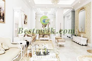 خرید آپارتمان سعادت آباد 480 متری