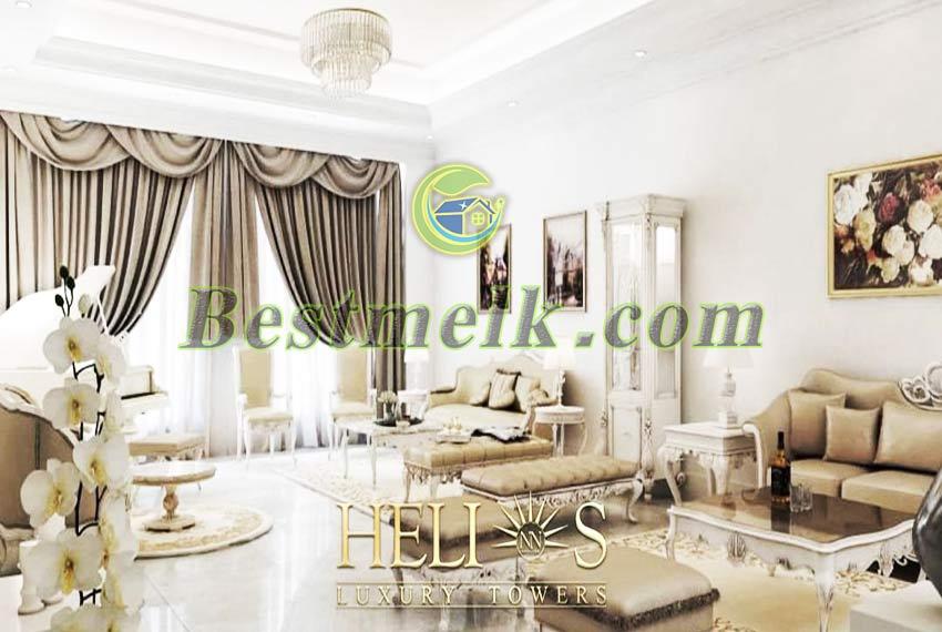 پیش فروش آپارتمان در سعادت آباد