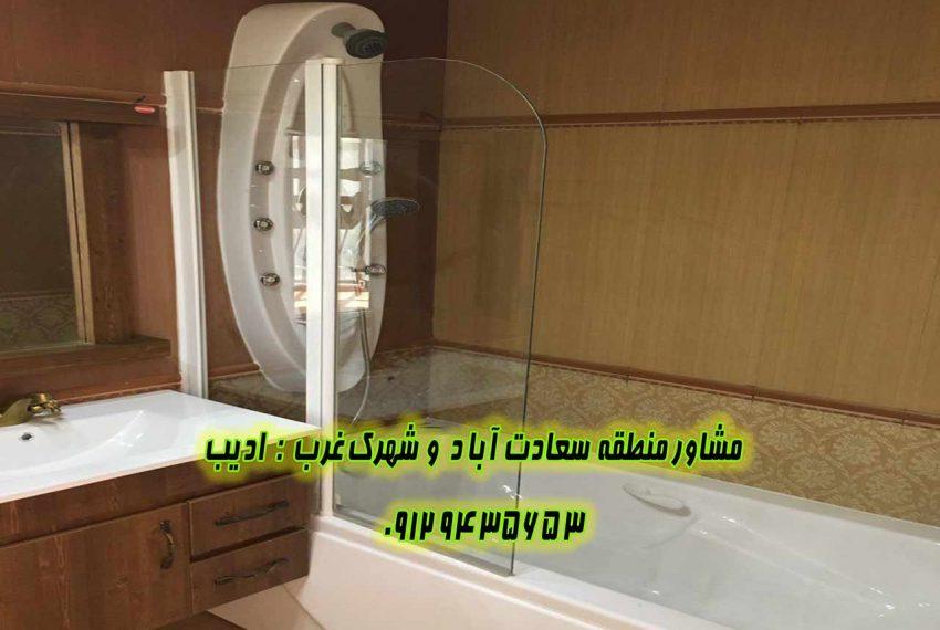 خرید آپارتمان سعادت آباد ۱۵۰ متری