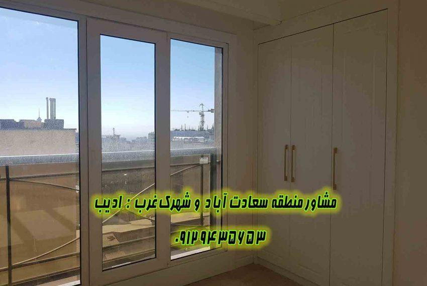 فروش آپارتمان سعادت آباد بهزاد