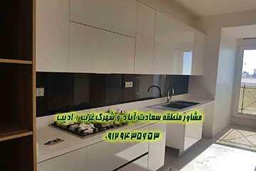 فروش آپارتمان سعادت آباد ۱۶۰ متری