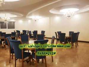اجاره آپارتمان سعادت آباد ۲۴ متری