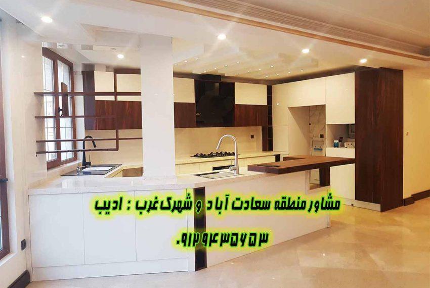 خرید آپارتمان 60 1متری در سعادت آباد
