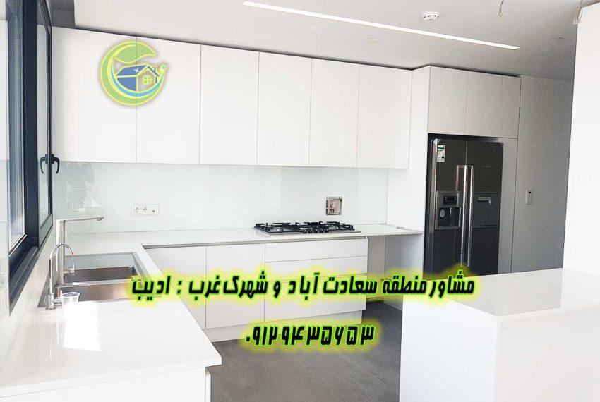 فروش اپارتمان سعادت آباد مروارید