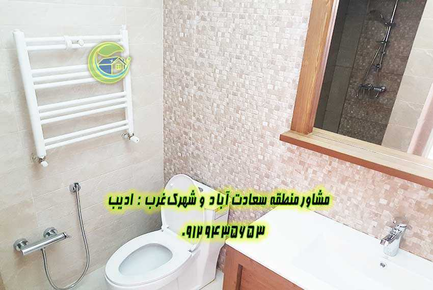سعادت آباد خرید اپارتمان میدان شهرداری