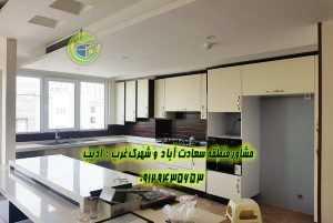 فروش اپارتمان سعادت آباد میدان شهرداری