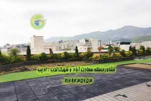 خیابان فرهنگ سعادت آباد