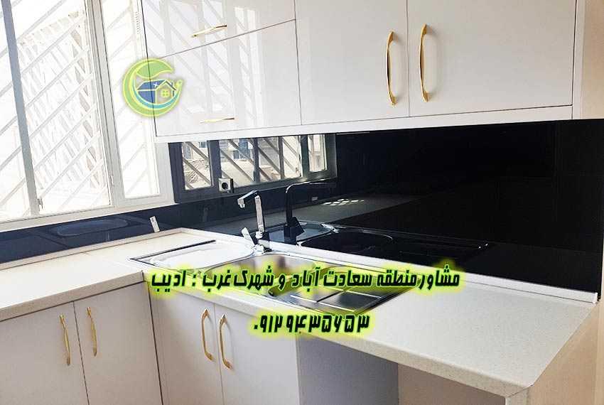 سعادت آباد خرید آپارتمان میدان شهرداری