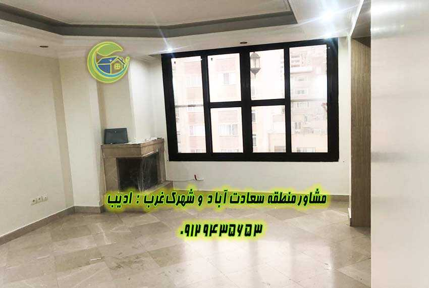 سعادت آباد خیابان شهرداری