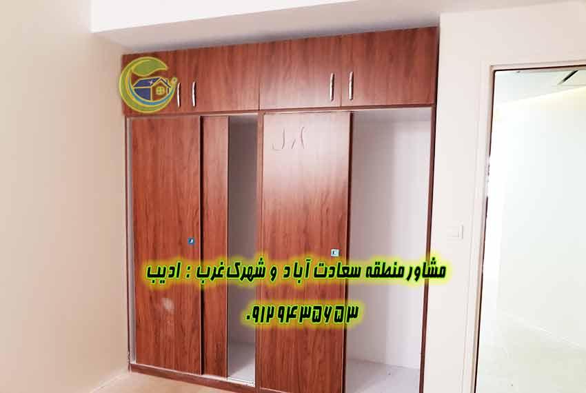 سعادت آباد فروش آپارتمان ۱۵۲ متری