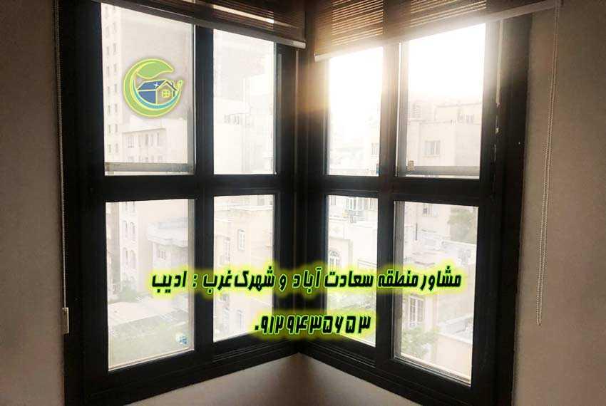 فروش 75 متری شهرداری سعادت آباد