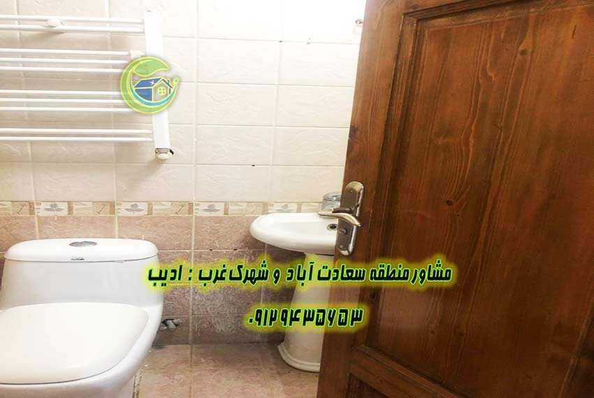 75 متری سعادت آباد شهرداری