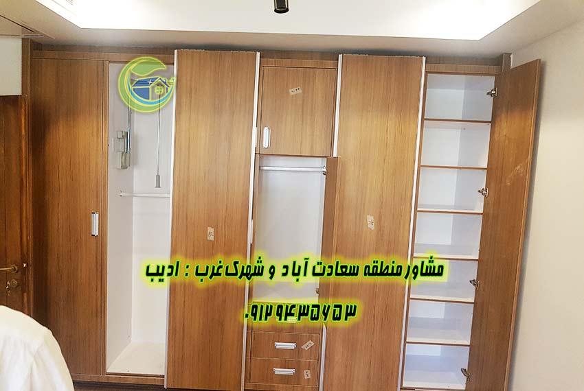 فروش آپارتمان مجتمع باغ بهشت