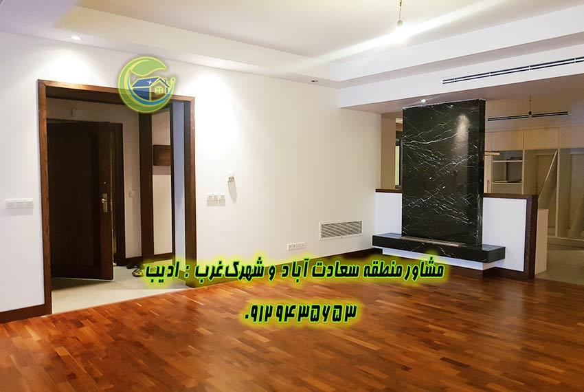 فروش آپارتمان 200 متری بلوار 24 متری
