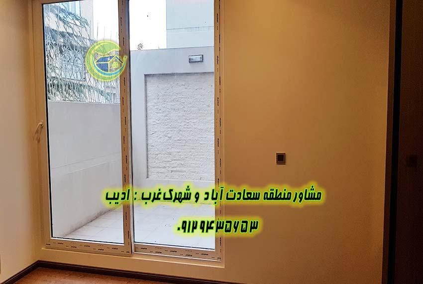 آپارتمان 140 متری بلوار 24 متری