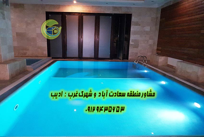 فروش آپارتمان در بلوار 24 متری سعادت آباد