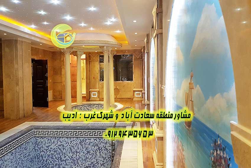 فروش آپارتمان 140 متری در بلوار