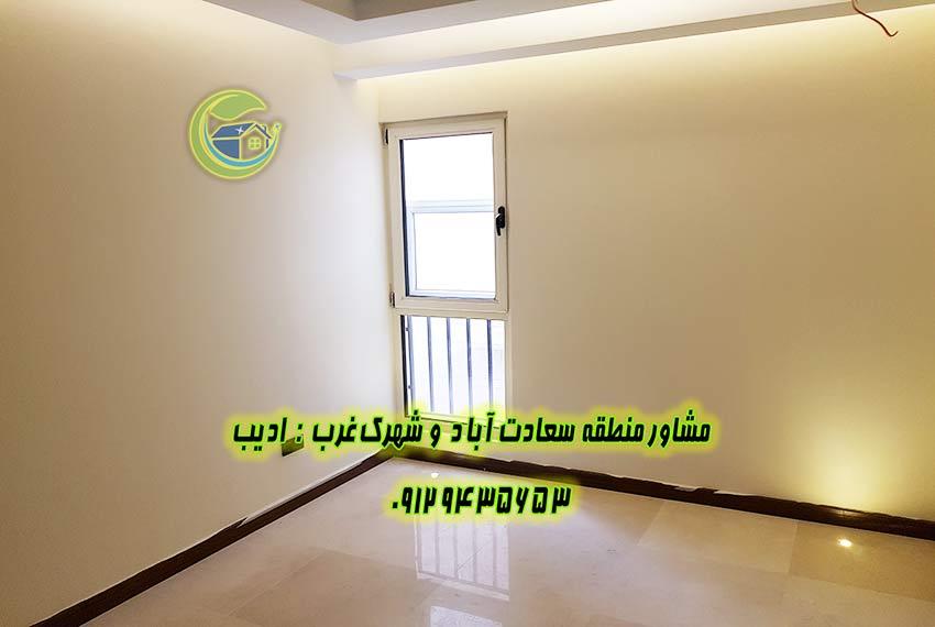 فروش اپارتمان 115 متری خیابان مروارید