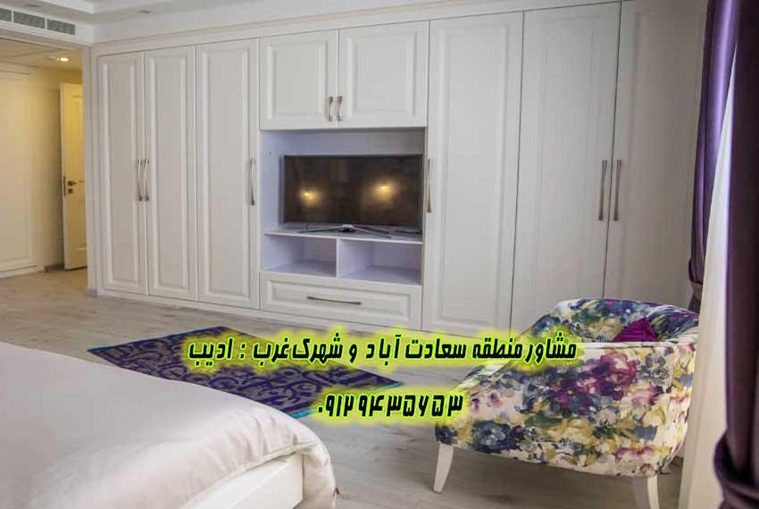 فروش آپارتمان 330 متری مروارید