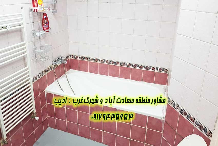 قیمت آپارتمان برای اجاره سعادت آباد