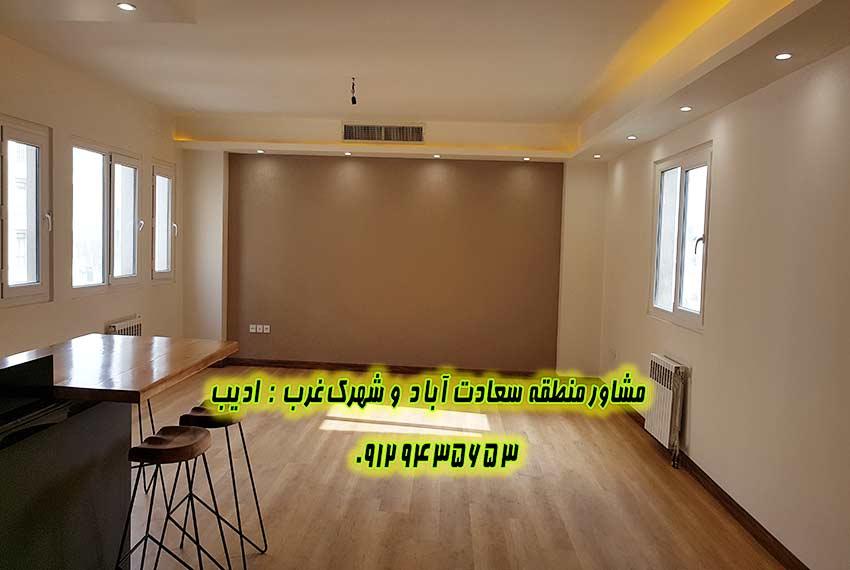 110 متری قیمت آپارتمان مروارید
