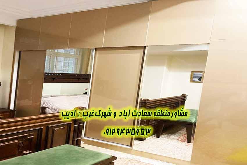 خرید آپارتمان از سازنده مهندس کیوان