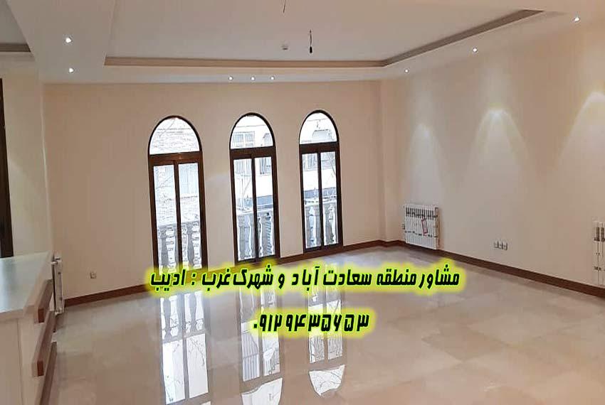 خرید و فروش آپارتمان در صرافها