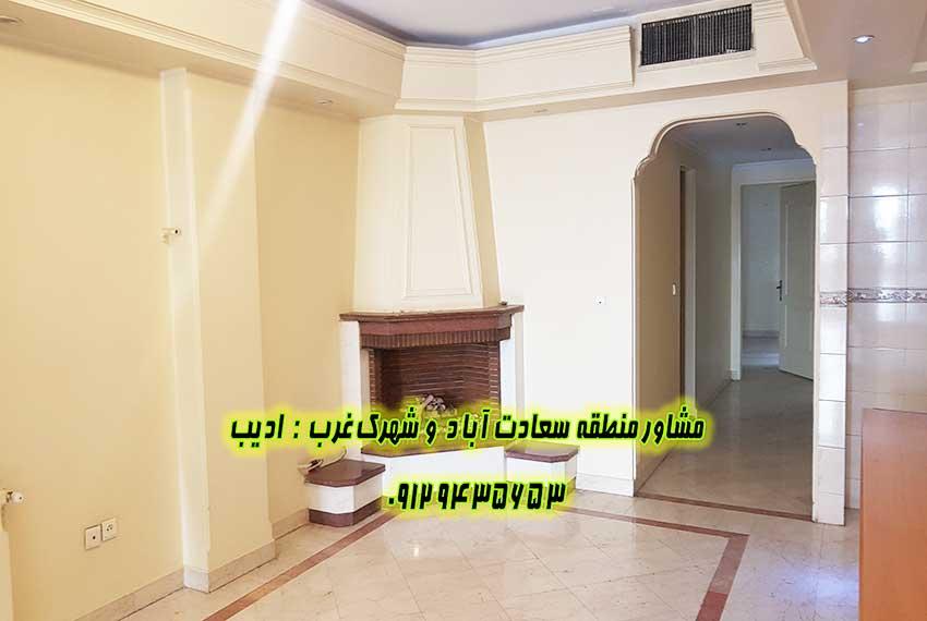 فروش خانه 145 متری سعادت اباد
