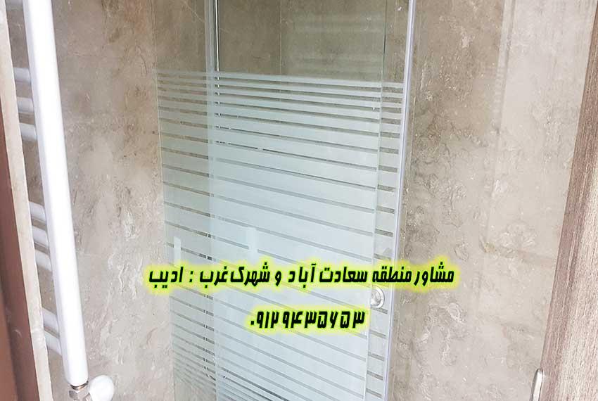 فروش آپارتان سعادت آباد شکرایی 150 متری
