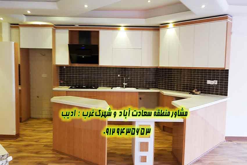 فروش آپارتمان 205 متر بلوار 24 متری
