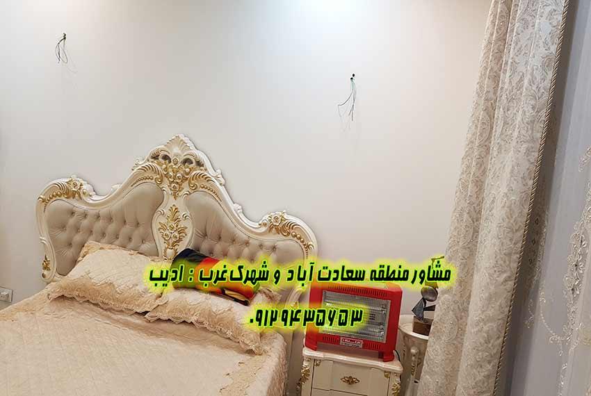 فروش خانه 100 متری سعادت آباد