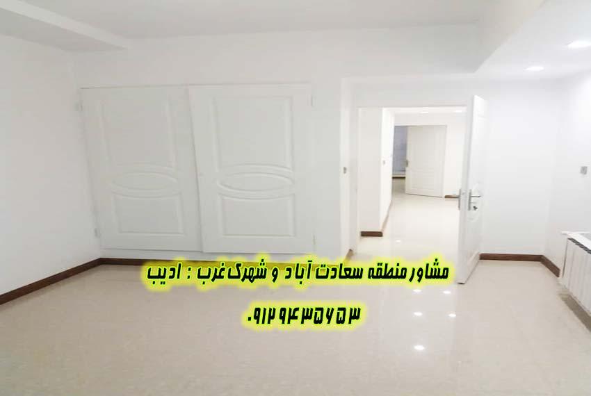 قیمت آپارتمان  145 متر بلوار 24 متری
