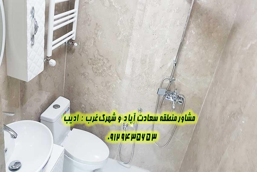 150 متر خانه سعادت آباد شکرایی برای خرید