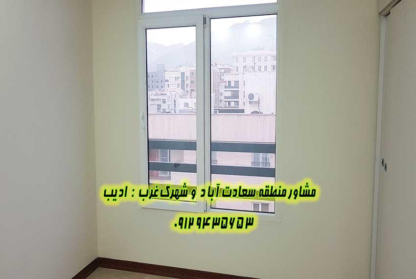 150 متر خانه سعادت آباد شکرایی برای فروش
