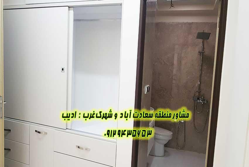150 متر خانه سعادت آباد شکرایی