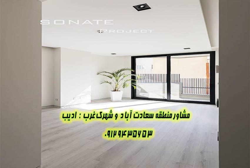 خرید و فروش آپارتمان در بلوار 24 متری