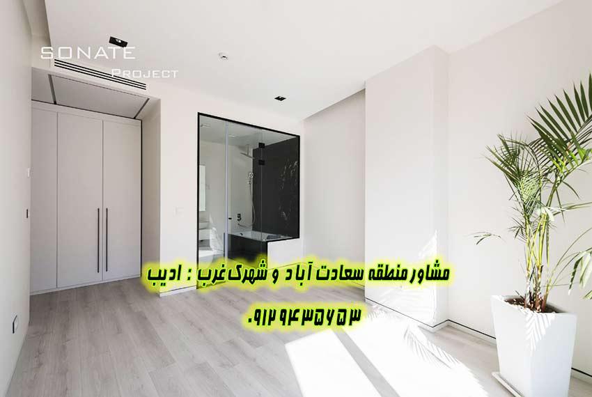 فروش آپارتمان بلوار 24 متری ساختمان سونات