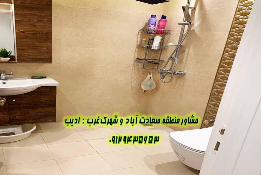 فروش آپارتمان 131 متری باغ بهشت