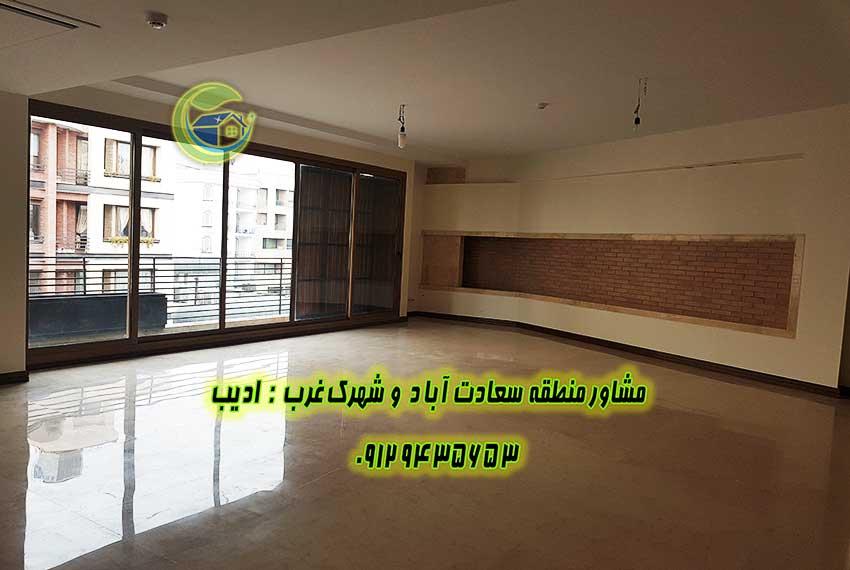 قیمت آپارتمان نوساز بلوار 24 متری