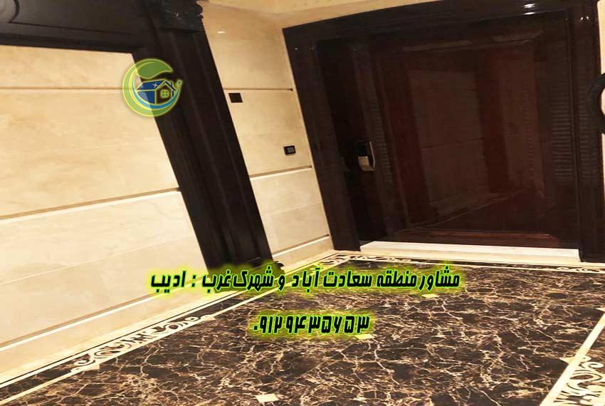 قیمت اجاره آپارتمان در علامه سعادت آباد