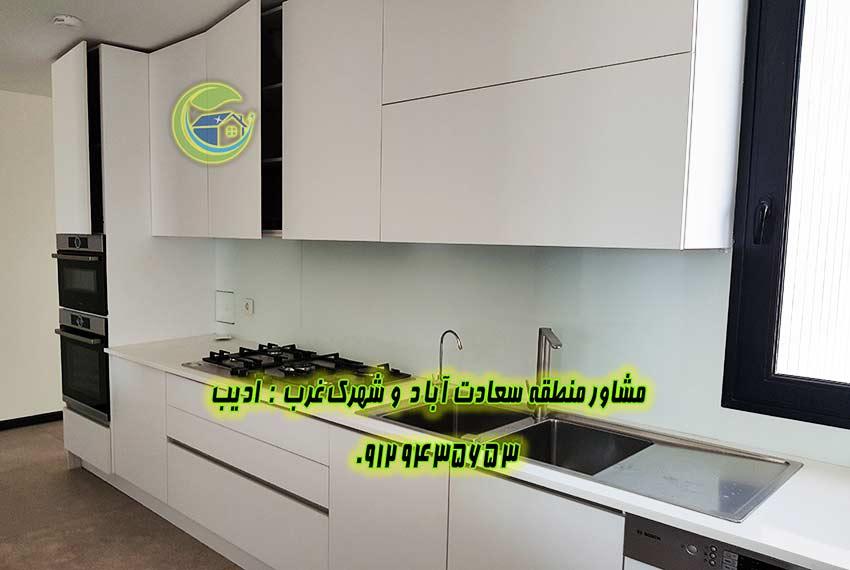 قیمت واحد در برج باغ مهندس دوست محمدی