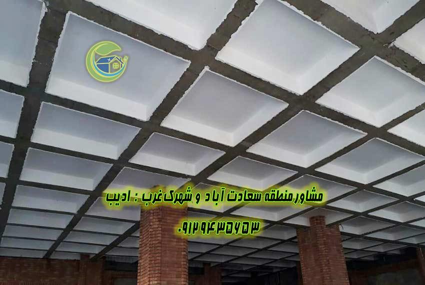 موقیعت اداری سعادت آباد