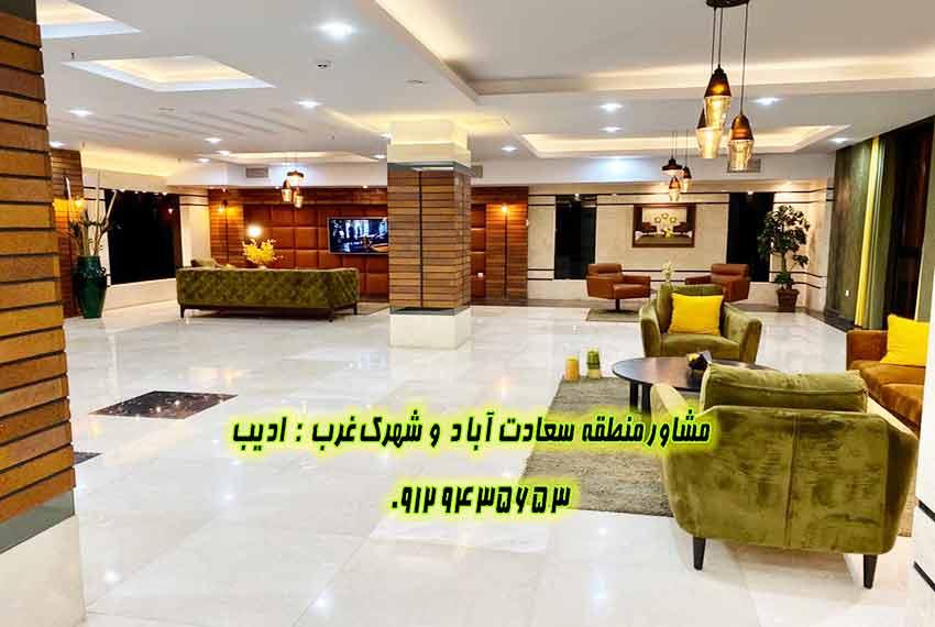 15 غربی سعادت آباد