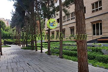 آپارتمان 215 متری باغ بهشت