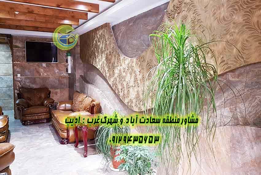 اجاره در سعادت آباد