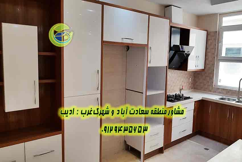 سعادت آباد 140 متر داود حسینی