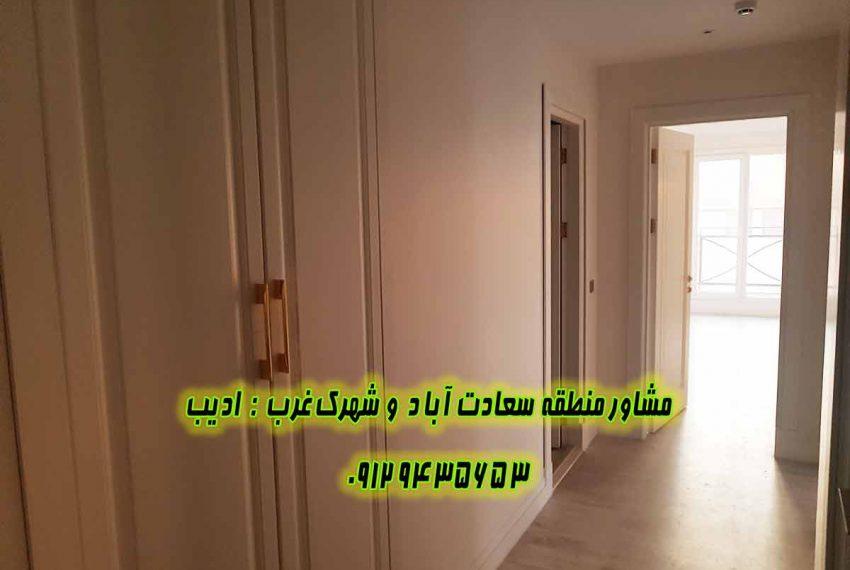 آپارتمان 310 متر کوی فراز