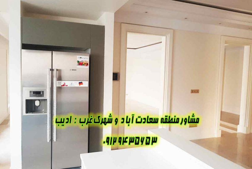 خرید آپارتمان مسکونی 310 متری فراز