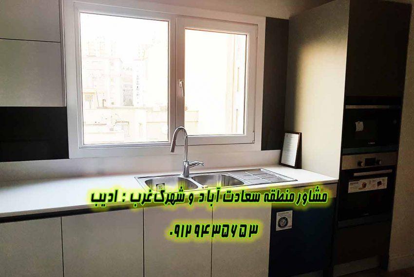 فروش اپارتمان 310 متر کوی فراز
